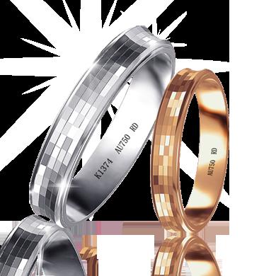 【千面魅影】18K金戒指