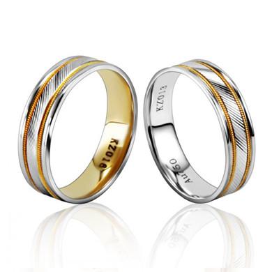 【承诺】18K金戒指