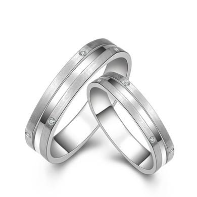 【陵缘】18K金戒指