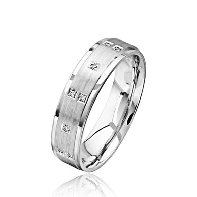 【似锦】18K金钻石戒指