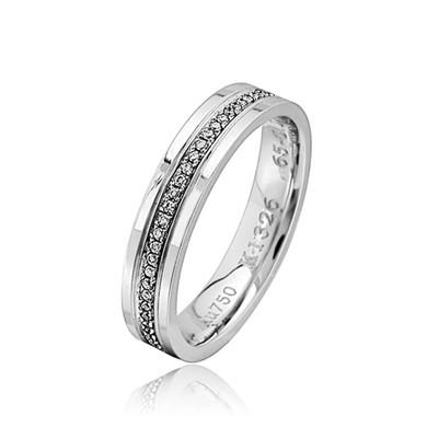 【星际】18K金钻石戒指
