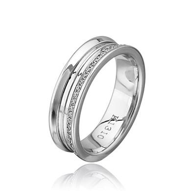 【流转】18K金钻石戒指