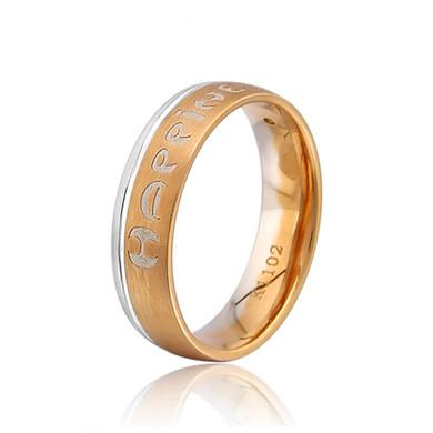 【幸福恒久】18K金钻石戒指