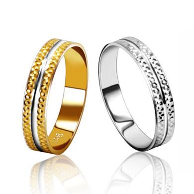 【印记】18K金戒指