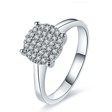 【悦爱】18K金戒指