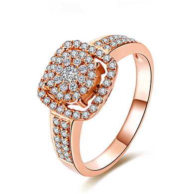 【馨雅】18K金戒指